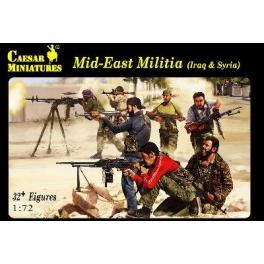 Caesar H101 Milices du Moyen-Orient (Irak et Syrie)