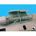 Blackdog A48068 MH-53 E Dragon outer engine