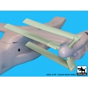 Blackdog A48073 V-22 Osprey propeller blades