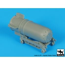 Blackdog A72037 Atom bomb Mark 41\B-41