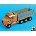 Blackdog T35175 M1070 Het Dump truck corvension set