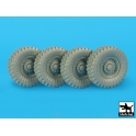 Blackdog T35179 M 1117 Guardian wheels