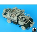 Blackdog T35182 Unimog Belgian spec. forces accessories set