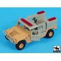 Blackdog T35184 Hummer mini pumper conversion set