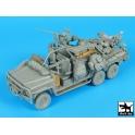 Blackdog T35191 Australian Land Rover 6x6 big set complete kit