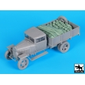 Blackdog T35203 GAZ MM mod.1943 accessories set