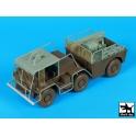 Blackdog T35211 M 561 Gama Goat fire truck V2 conversion set
