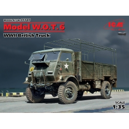 ICM 35507 Camion britannique W.O.T. 6 (2ème G.M.)