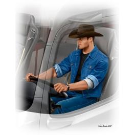 MB24044 - Les camionneurs - Mike(Beach Boy)Barringto