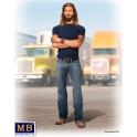 "MB24060 - Les camionneurs - ""Holy Roller""Jordan""Jesus Jamerson"
