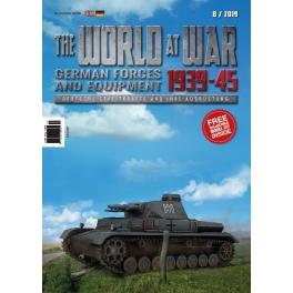World at War 7208 Panzer IV Ausf.B