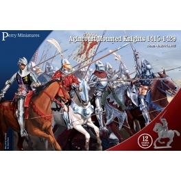 Perry Miniatures AO70 Chevaliers montés - Bataille d'Azincourt 1415
