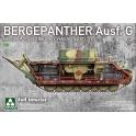 Takom 2107 Char de dépannage allemand Sd.Kfz.179 Bergepanther Ausf.G