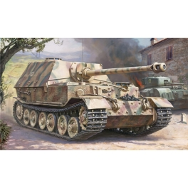 Zvezda 3659 Chasseur de chars allemand Sd.Kfz.184 Elefant 1/35e