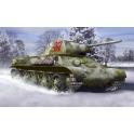 Dragon 7595 Char soviétique T-34/76 modèle 1942 1/72e