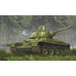 Dragon 7590 Char soviétique T-34/76 Modèle 1941 1/72e