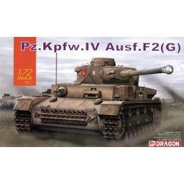 Dragon 7549 Char allemand Panzer IV Ausf.F2(G)