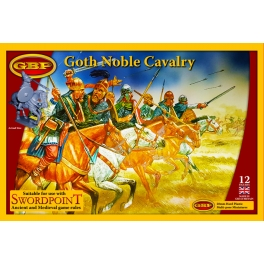 Gripping Beast 21 Cavalerie Noble Goth