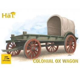 Hät 8286 Chariot avec boeufs