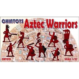 Chintoys 32019 Guerriers Aztec