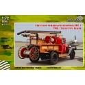 Zebrano 72111 Camion de pompiers soviétique PMG-1 2ème GM
