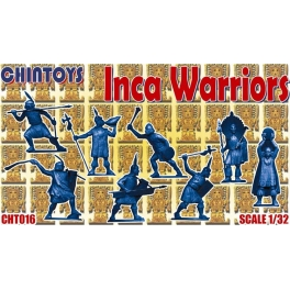 Chintoys 32016 Guerriers Incas