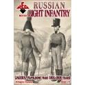 Red Box 72132 Infanterie légère russe - Chasseurs - 1805-1808