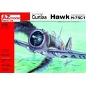 AZ Model 7570 Chasseur Curtiss H-75C1 As tchèques