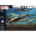 AZ Model 7581 Martin-Baker M.B.6NF Mk.II Night Ferret