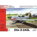 AZ 7608 Avion d'entraînement tchèque Zlin Z-242L 'Gourou militaire'