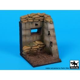 Black Dog D35102 Bunker base