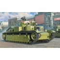 Zvezda 3694 Char lourd soviétique T-28