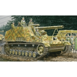 Dragon 6935 Sd.Kfz.165 Hummel (2in1)