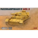 World at War 7209 Panzer IV Ausf.D