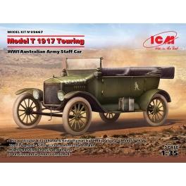 ICM 35667 Voiture australienne de commandement Model T 1917 Touring