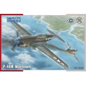 Special Hobby 72374 Chasseur Curtiss P-40N Warhawk