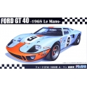 """Fujimi 126050 Ford GT 40 Le Mans 1968 Couleurs """"Gulf"""""""