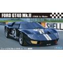 Fujimi 126036 Ford GT 40 Mk.II Le Mans 1966
