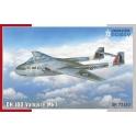 Special Hobby 72383 de Havilland DH.100 Vampire Mk.I RAF, RAAF et Armée de l'Air française