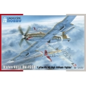 """Special Hobby 72372 Chasseur allemand de haute altitude Blohm Voss BV-155B """"What-If 1946"""""""