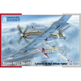"""Special Hobby 72372 Chasseur allemand de haute altitude Blomh Voss BV-155B """"What-If 1946"""""""