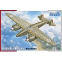 Special Hobby 72397 Bombardier italien Breda Ba.88B Lince