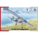 Special Hobby 72392 Avion de reconnaissance Dornier Do 27 Forces aériennes israélienne, sud-africaine et portugaise