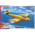"Special Hobby 72361 Chasseur britannique Gloster Meteor Mk.4 ""Record de vitesse mondial"""