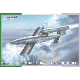 Special Hobby 32074 Avion-fusée Fi-103A-1/Re4 Reichenberg