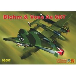 RS Models 92087 Blomh & Voss Ae-607