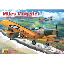 RS Models 92236 Avion d'entraînement britannique Miles Magister