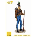 Hät 8204 Grenzers autrichiens (réédition)