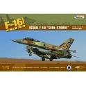 """Kinetic 72001 F-16I """"Sufa"""" Force aérienne israélienne"""
