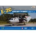 Kinetic 48015 E-2C Hawkeye Aéronautique navale française